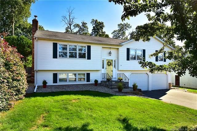 34 Shady Hill Lane, Newington, CT 06111 (MLS #170445449) :: Faifman Group