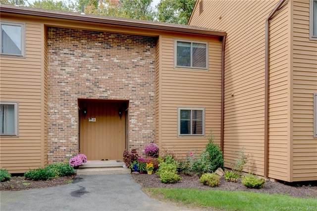 150 Burritt Street 3E, Southington, CT 06479 (MLS #170445459) :: Chris O. Buswell, dba Options Real Estate