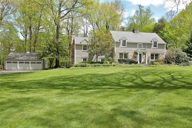 87 Hunting Ridge Road, Stamford, CT 06903 (MLS #170445486) :: Chris O. Buswell, dba Options Real Estate