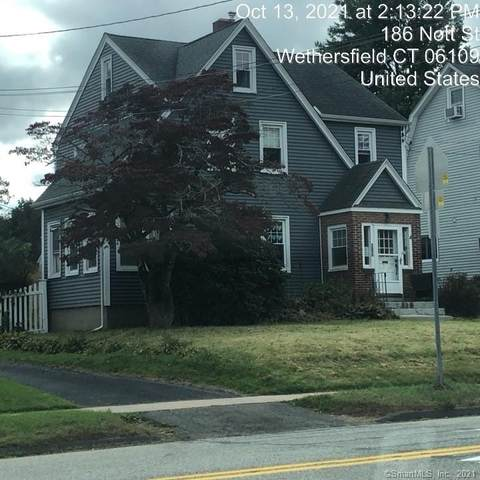 205 Nott Street, Wethersfield, CT 06109 (MLS #170445489) :: Anytime Realty