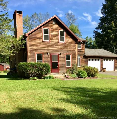 10 Cooper Hill Road, Salisbury, CT 06068 (MLS #170445517) :: Chris O. Buswell, dba Options Real Estate