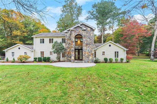 138 New England Drive, Stamford, CT 06903 (MLS #170445522) :: Tim Dent Real Estate Group