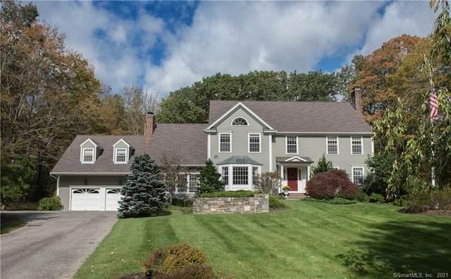 25 Weir Farm Lane, Ridgefield, CT 06877 (MLS #170445571) :: Around Town Real Estate Team
