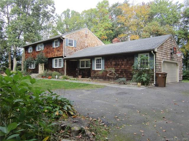 47 Spruce Hill Road, Shelton, CT 06484 (MLS #170445594) :: Chris O. Buswell, dba Options Real Estate