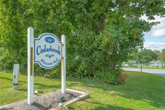 1 Cedarbrook Townhouse #1, Brookfield, CT 06804 (MLS #170445602) :: Carbutti & Co Realtors