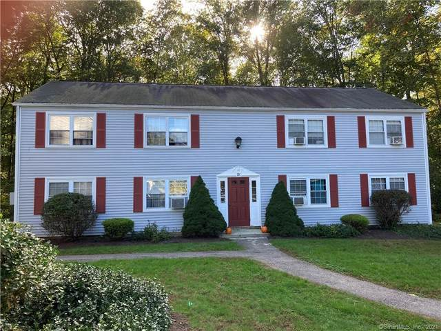 120 Gallup Hill Road 10C, Ledyard, CT 06339 (MLS #170445607) :: Next Level Group