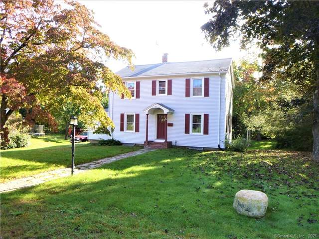 161 Fairview Street, Windham, CT 06226 (MLS #170445618) :: Chris O. Buswell, dba Options Real Estate
