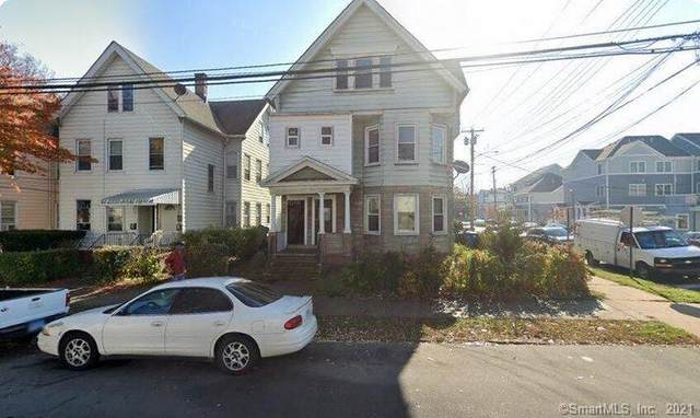 284 Lombard Street, New Haven, CT 06513 (MLS #170445621) :: Chris O. Buswell, dba Options Real Estate
