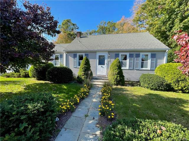 50 Boston Post Road, Old Lyme, CT 06371 (MLS #170445655) :: Anytime Realty