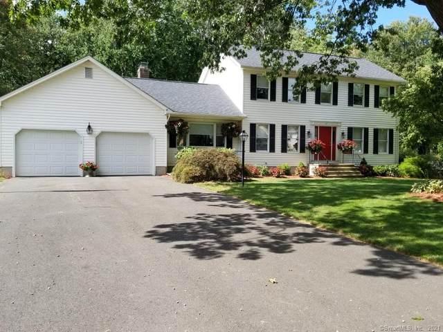 51 Saddle Back Drive, South Windsor, CT 06074 (MLS #170445691) :: Grasso Real Estate Group