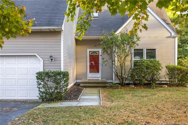 8 Canterbury Road #8, Hamden, CT 06518 (MLS #170445710) :: Michael & Associates Premium Properties | MAPP TEAM