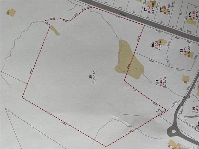 Lot 1 Peck Lane, Cheshire, CT 06410 (MLS #170445711) :: Around Town Real Estate Team