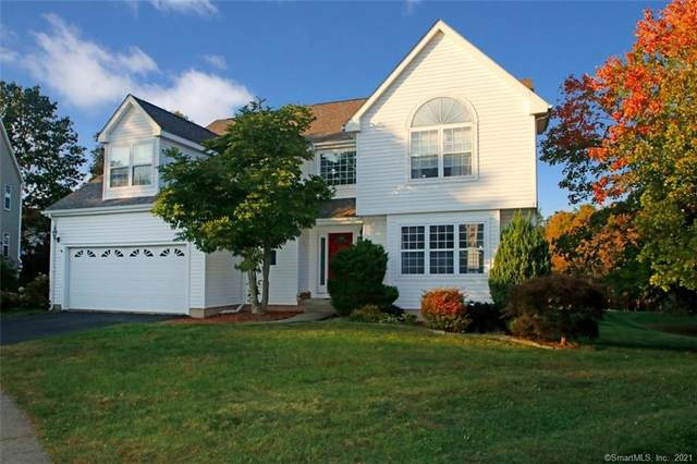 125 Pond Place, Middletown, CT 06457 (MLS #170445712) :: Anytime Realty