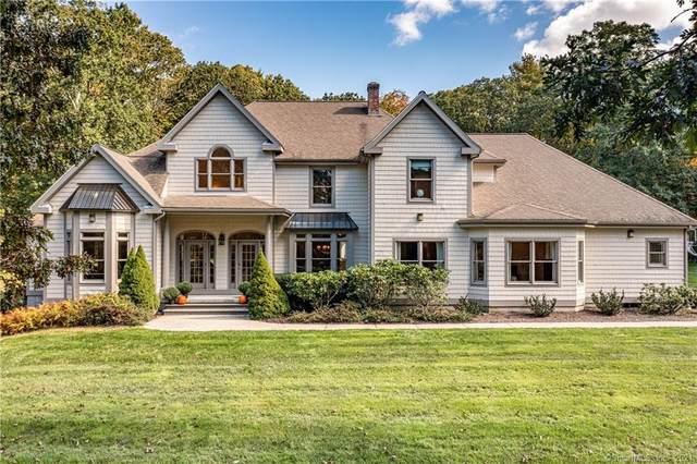 32 Kaya Lane, Mansfield, CT 06250 (MLS #170445721) :: Chris O. Buswell, dba Options Real Estate