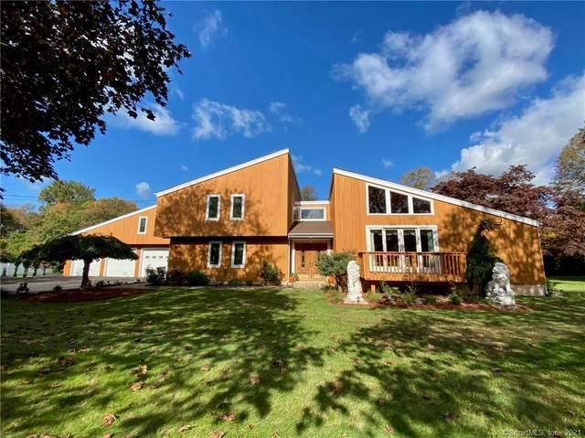 8 Blue Jay Drive, Trumbull, CT 06611 (MLS #170445734) :: Michael & Associates Premium Properties | MAPP TEAM