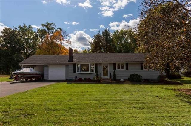 32 Hilton Drive, South Windsor, CT 06074 (MLS #170445736) :: Chris O. Buswell, dba Options Real Estate