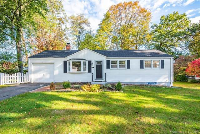 234 Forest Drive, Wethersfield, CT 06109 (MLS #170445743) :: Anytime Realty
