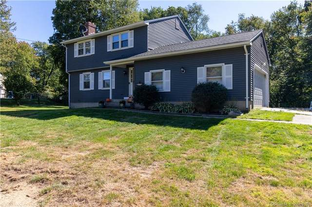 64 Winthrop Road, Manchester, CT 06040 (MLS #170445769) :: Chris O. Buswell, dba Options Real Estate