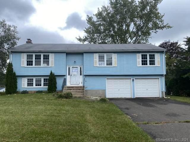 4 Richard Lane, Bloomfield, CT 06002 (MLS #170445783) :: NRG Real Estate Services, Inc.