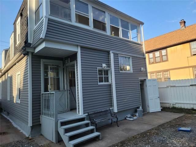 124 Richards Street, West Haven, CT 06516 (MLS #170445784) :: Around Town Real Estate Team