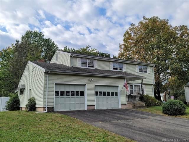 98 Dartmouth Drive, East Hartford, CT 06108 (MLS #170445821) :: Michael & Associates Premium Properties | MAPP TEAM