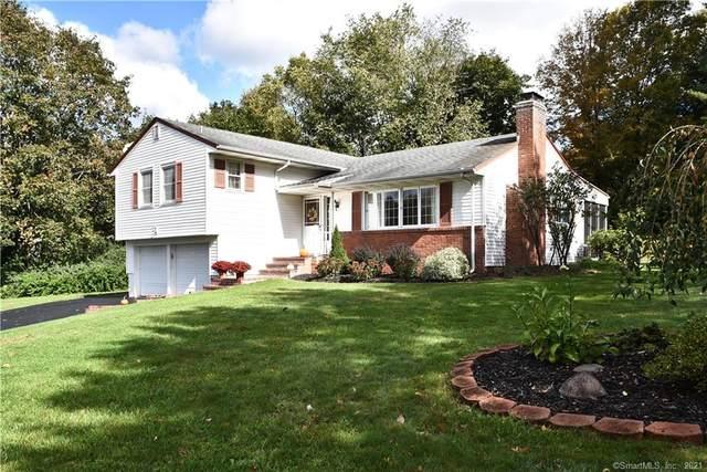 50 Glen Court, Cheshire, CT 06410 (MLS #170445878) :: Around Town Real Estate Team