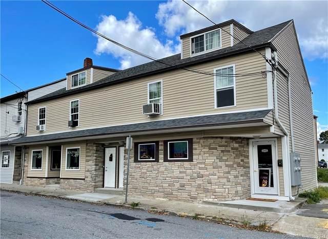 16 Center Street, Killingly, CT 06239 (MLS #170445899) :: Chris O. Buswell, dba Options Real Estate