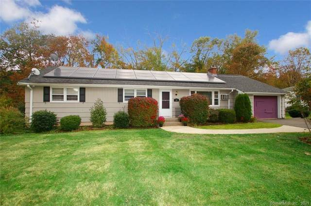 16 Julie Lane, Bloomfield, CT 06002 (MLS #170445916) :: Chris O. Buswell, dba Options Real Estate