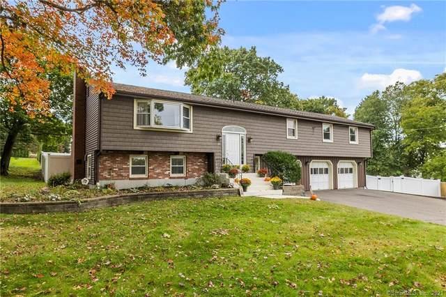 12 Olson Drive, Vernon, CT 06066 (MLS #170445934) :: Spectrum Real Estate Consultants