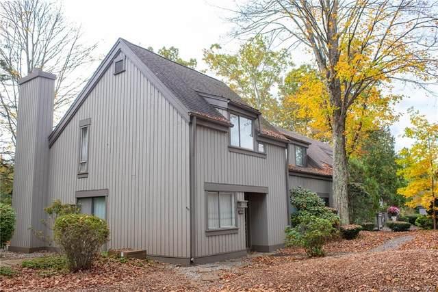 519 Heritage Village B, Southbury, CT 06488 (MLS #170445936) :: Chris O. Buswell, dba Options Real Estate