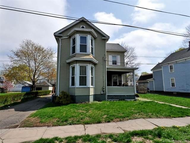 32 Russell Street, Enfield, CT 06082 (MLS #170445955) :: Michael & Associates Premium Properties | MAPP TEAM