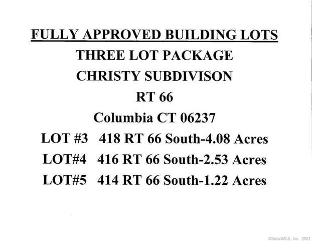 414-6-8 Route 66 Lots 3-4-5, Columbia, CT 06237 (MLS #170445974) :: Michael & Associates Premium Properties   MAPP TEAM
