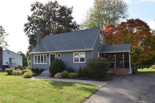 33 Christopher Drive, Vernon, CT 06066 (MLS #170445997) :: Spectrum Real Estate Consultants