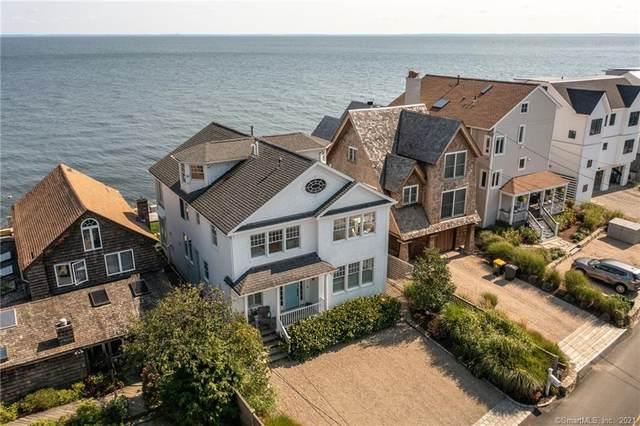 2073 Fairfield Beach Road, Fairfield, CT 06824 (MLS #170446004) :: Chris O. Buswell, dba Options Real Estate