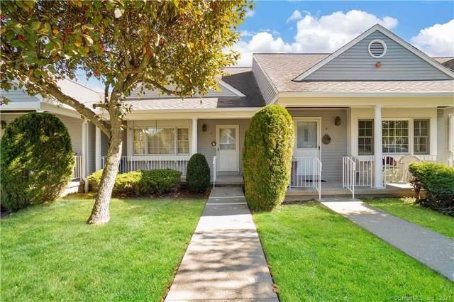 3 Highland Drive #3, Monroe, CT 06468 (MLS #170446010) :: Michael & Associates Premium Properties | MAPP TEAM