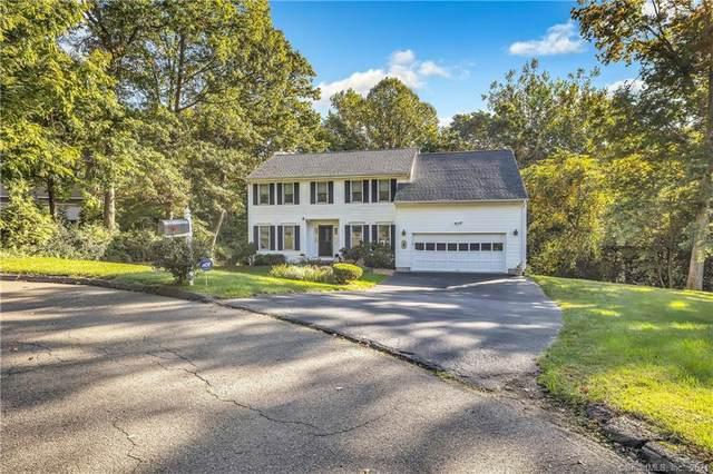 48 Honeysuckle Lane, Milford, CT 06461 (MLS #170446011) :: The Higgins Group - The CT Home Finder