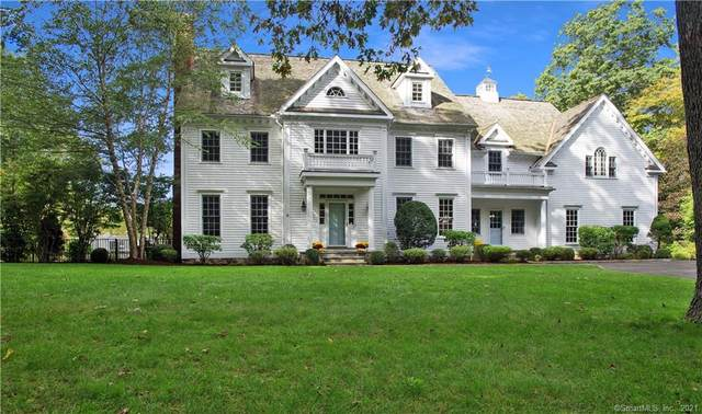 60 Bowery Road, New Canaan, CT 06840 (MLS #170446056) :: Michael & Associates Premium Properties   MAPP TEAM