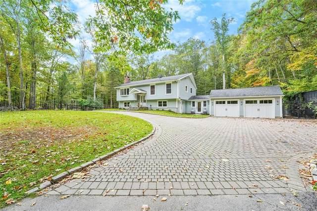 4 Stony Hill Terrace, Ridgefield, CT 06877 (MLS #170446062) :: Michael & Associates Premium Properties | MAPP TEAM