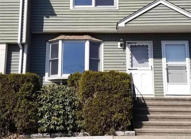 680 N Colony Street #5, Meriden, CT 06450 (MLS #170446071) :: Michael & Associates Premium Properties   MAPP TEAM