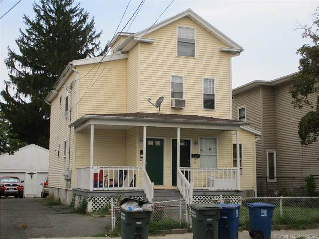 613 Noble Avenue, Bridgeport, CT 06608 (MLS #170446076) :: Chris O. Buswell, dba Options Real Estate