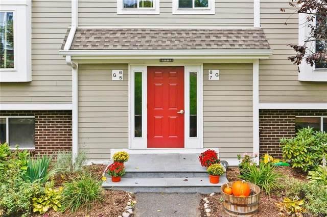 71 Aiken Street G7, Norwalk, CT 06851 (MLS #170446077) :: Faifman Group
