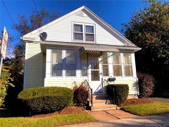 23 Whiting Street, Hamden, CT 06514 (MLS #170446111) :: The Higgins Group - The CT Home Finder