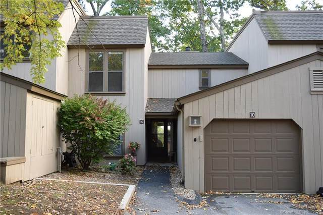 10 Cottonwood Drive #10, Avon, CT 06001 (MLS #170446117) :: Mark Boyland Real Estate Team