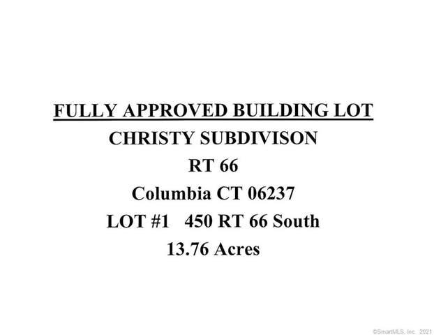 450 Route 66, Columbia, CT 06237 (MLS #170446145) :: Michael & Associates Premium Properties   MAPP TEAM