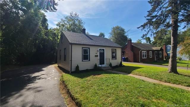 43 Spaulding Circle, East Hartford, CT 06118 (MLS #170446160) :: Faifman Group