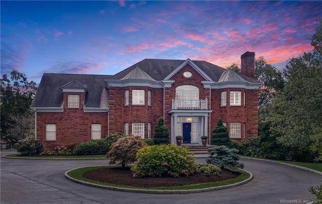 30 Stone Fence Lane, Stamford, CT 06903 (MLS #170446167) :: Forever Homes Real Estate, LLC