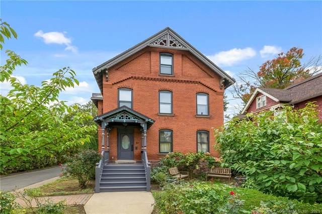 21 Ashley Street, Hartford, CT 06105 (MLS #170446170) :: Chris O. Buswell, dba Options Real Estate