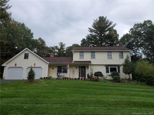 59 Woods Hollow Road, Suffield, CT 06093 (MLS #170446183) :: Around Town Real Estate Team