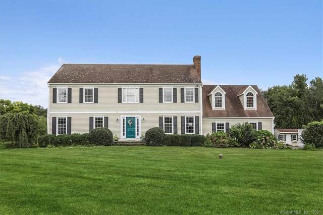 4 Harvest Common Road, Newtown, CT 06470 (MLS #170446191) :: The Higgins Group - The CT Home Finder