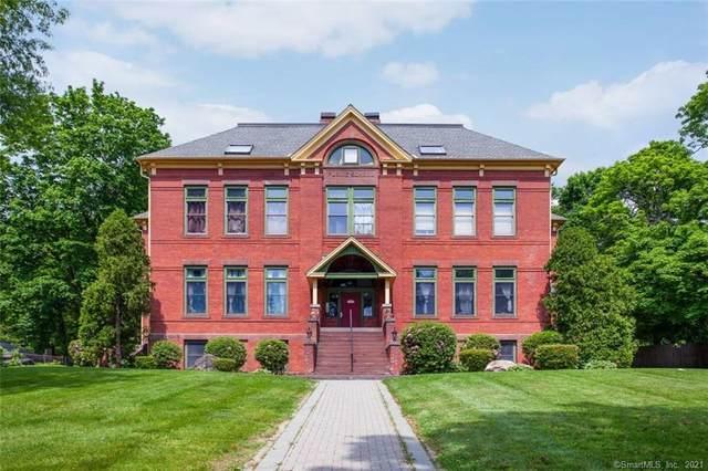 58 Woodley Court #5, Meriden, CT 06450 (MLS #170446194) :: Michael & Associates Premium Properties   MAPP TEAM